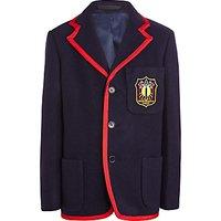 Berkhampstead School Unisex Blazer, Navy