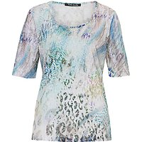Betty Barclay Animal Print T-Shirt, Multi