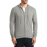 John Lewis Made in Italy Premium Cashmere Hoodie