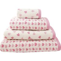 Emma Bridgewater Pink Hearts Towels