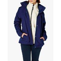 Helly Hansen Aden Waterproof Womens Jacket, Evening Blue