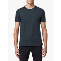 AllSaints Figure Crew Neck T-Shirt, Ink Navy