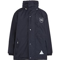 Heath House Preparatory School Unisex Winter Coat, Navy