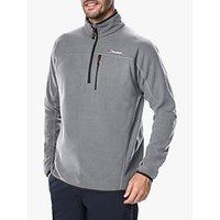 Berghaus Stainton Half Zip Mens Fleece, Grey
