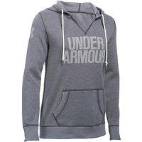 Under Armour Favourite Fleece Hoodie, Grey