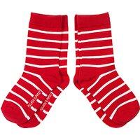 Polarn O. Pyret Childrens Striped Socks, Pack of 2