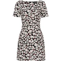French Connection Bloomsbury Daisy Dress, Brule/Multi