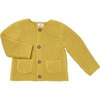 John Lewis Baby Chunky Knit Cardigan