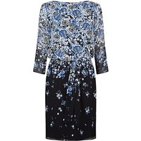 Damsel in a dress Delfina Silk Dress, Blossom Blue