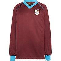 St Francis Xavier College Boys Football Shirt, Maroon/Sky Blue