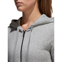 Adidas Essentials Solid Full Zip Training Hoodie