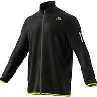 Adidas Response Mens Running Jacket, Black