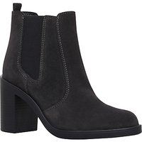 KG by Kurt Geiger Sicily Block Heeled Ankle Boots, Grey