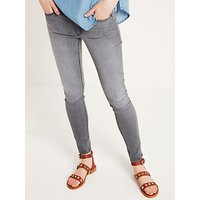 AND/OR Abbot Kinney Skinny Jeans, Rhodium Grey