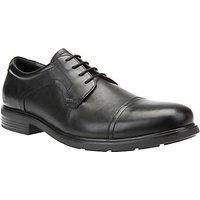 Geox Dublin Derby Shoes, Black