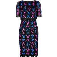 Fenn Wright Manson Petite Miranda Dress, Black