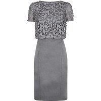 Fenn Wright Manson Petite Rockwell Dress, Grey