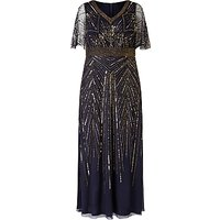 Studio 8 Harmony Dress, Navy