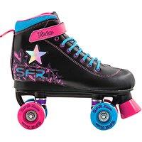 SFR Vision 2 Roller Skates, Black
