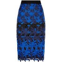 Fenn Wright Manson Planet Skirt, Black/Blue