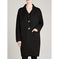 Winser London Milano Coat, Black