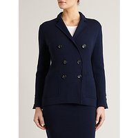 Winser London Milano Wool Double Breasted Blazer