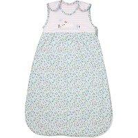 John Lewis Baby Bunny Applique Sleep Bag, 1 Tog, Pink