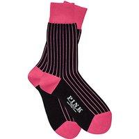 Thomas Pink Tenby Stripe Socks