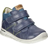 ECCO Childrens First Shoe, Blue