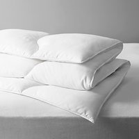 John Lewis and Partners Synthetic Soft Touch Washable Duvet, 7 Tog