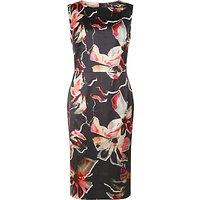 Fenn Wright Manson Petite Lily Print Horizon Dress, Multi