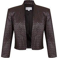 Fenn Wright Manson Petite Pisces Jacket, Pink/Multi