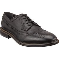 Paul Smith Malloy Dip Dye Calf Brogues, Black