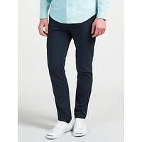 Original Penguin Slim Stretch Chinos, Navy