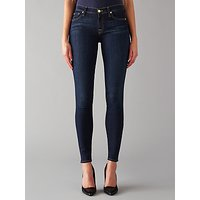 7 For All Mankind The Skinny B(air) Jeans, Rinsed Indigo