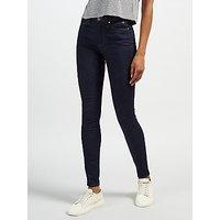 Calvin Klein Mid Rise Skinny Jeans, Wonder Dark