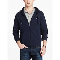 Polo Ralph Lauren LSL-KNT Full Zip Hoodie, Aviator Navy