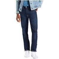 Levis 501 Trucker Original Straight Jeans, Indigo