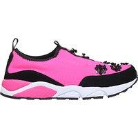 Mini Miss KG Childrens Mini Lullaby Slip On Shoes, Pink