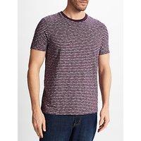 John Lewis Multi Stripe T-Shirt