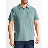 John Lewis Slub Cotton Polo Shirt
