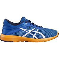 Asics Childrens fuzeX Lyte Running Shoes, Blue