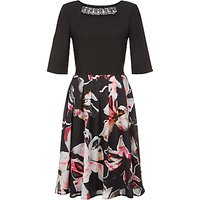 Fenn Wright Manson Petite Scorpio Dress, Lily Print