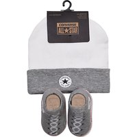 Converse Baby Chuck Patch Hat & Bootie Set, One Size
