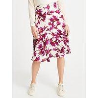 Samsoe & Samsoe Evonne Floral Print Skirt, Flora
