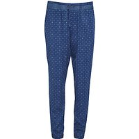French Connection Altman Drawstring Trousers, Indigo/Multi