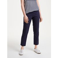 Winser London Cotton Twill Capri Trousers