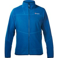 Berghaus Spectrum Full Zip Mens Fleece, Blue