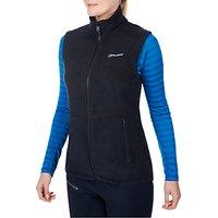 Berghaus Prism InterActive Womens Fleece Vest, Black