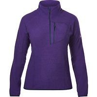 Berghaus Spectrum Half Zip Womens Fleece, Purple